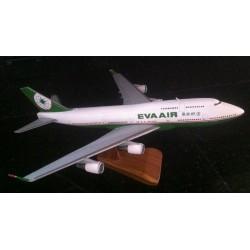 Boeing 747-400 EVA Airlines